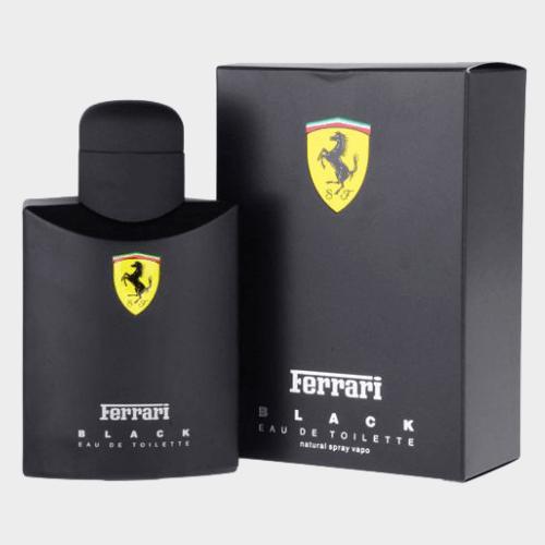 Ferrari Black EDT For Men Price in Qatar