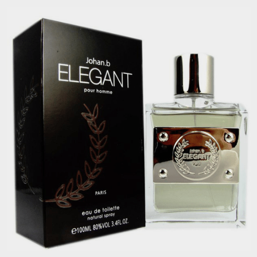 Johan B Elegant EDT For Men Price in Qatar
