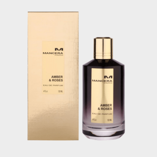Mancera Amber And Roses EDP For Unisex Price in Qatar