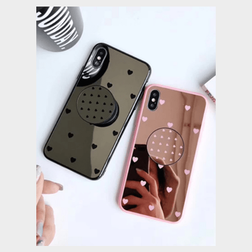 Stylish Jelly Mirror Case price in Qatar
