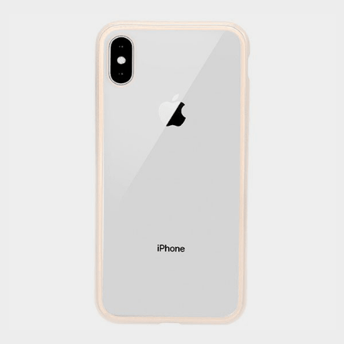 Bluemax Leisurto 360 degree Magnetic Case for Iphone XS Max Gold Price in Qatar
