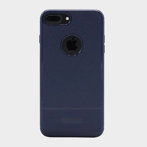 J&R Iphone Compatible Back Case For Iphone 7 Plus Blue Price in Qatar