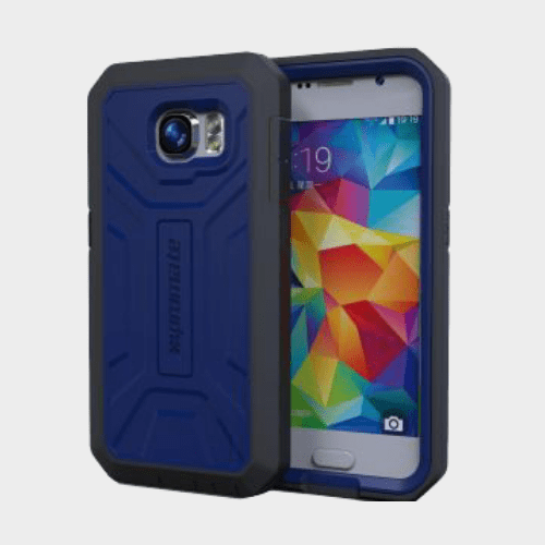 Promate Armor S6 Protective Case for Samsung Galaxy S6 Blue Price in Qatar
