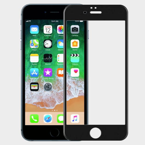 3D Curved Tempered Glass For iPhone 6s Plus price in Qatar