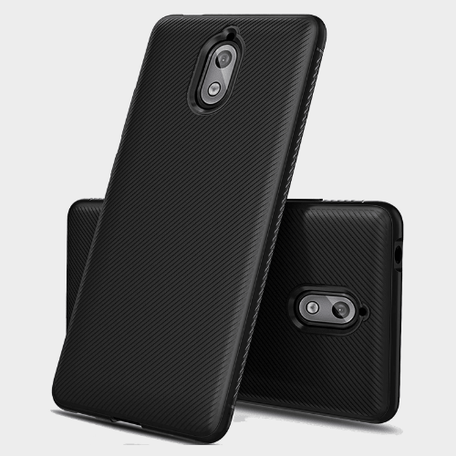 High Quality Protection Kit for Nokia 3 Black Price in Qatar