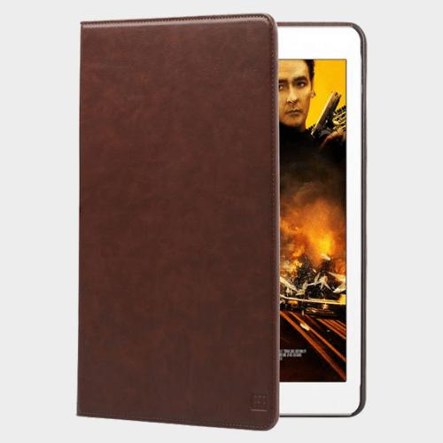 Promate Wallex Air 2 Premium Leather Case iPad Air 2 Brown Price in Qatar