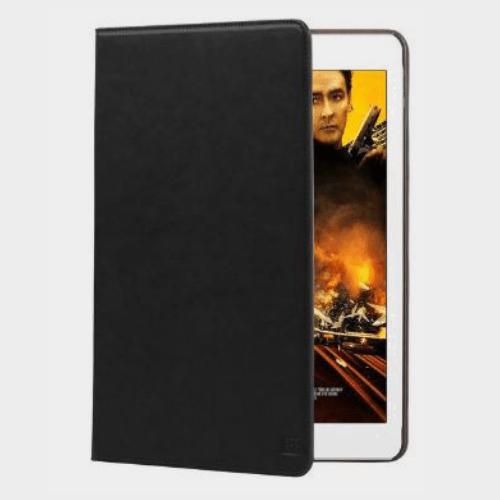 Promate Wallex Air 2 Premium Leather Case iPad Air 2 Black Price in Qatar