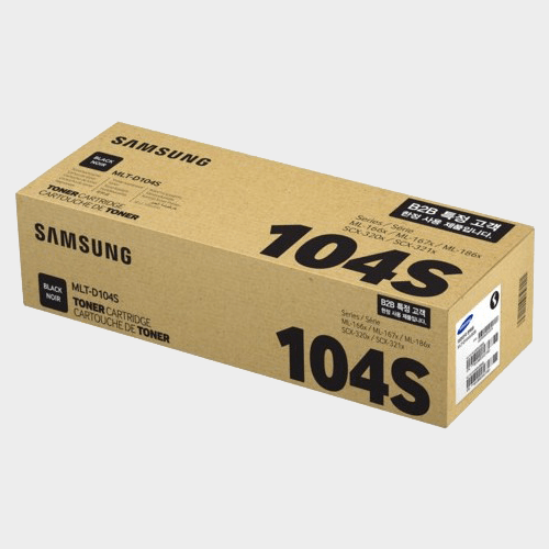 Samsung MLT-D104S Black Toner Cartridge Price in Qatar