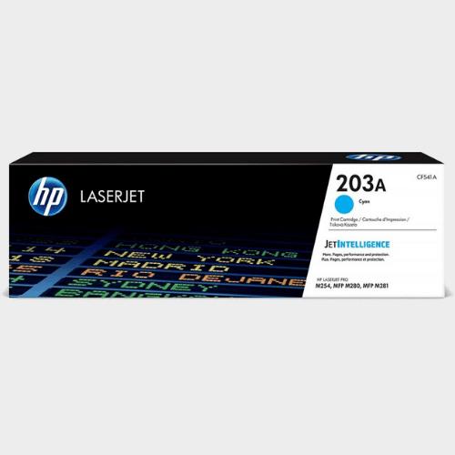 HP 203A Cyan LaserJet Toner Price in Qatar