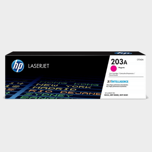HP 203A Magenta LaserJet Toner Price in Qatar