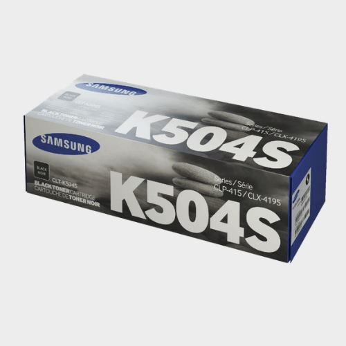 Samsung CLT-K504S Black Toner Cartridge Price in Qatar