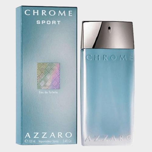 Azzaro Chrome Sport EDT For Men Price in Qatar