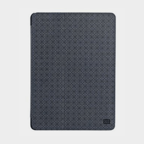 Promate Rouge Air 2 Leather case For iPad Air 2 Black Price in Qatar