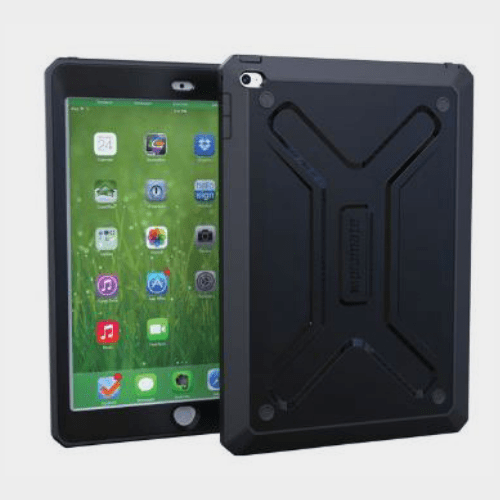 Promate Armor Air 2 Rugged Case For iPad Air 2 Black Price in Qatar