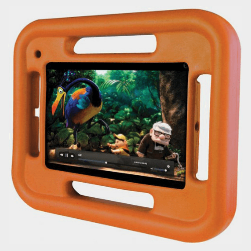 Promate FellyMini Multi-grip Case For iPad Mini Orange Price in Qatar