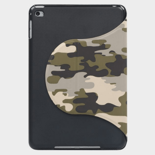 Promate Felix Mini 4 Premium Case For iPad Mini 4 Army Price in Qatar