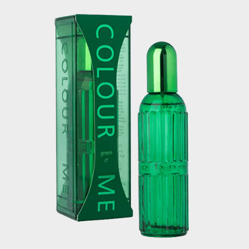 Milton Llyod Colour Me Green EDT For Men Price in Qatar