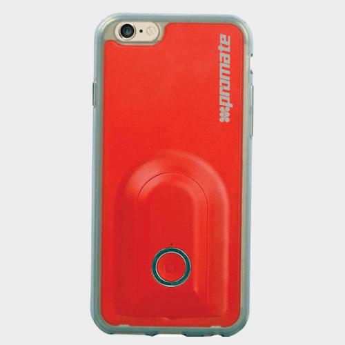 Promate selfieCase i6 iPhone 6/6s Case Red Price in Qatar