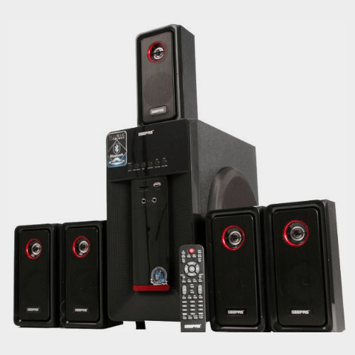 Geepas GMS8494 5.1 Channel Home Theater System Price in Qatar