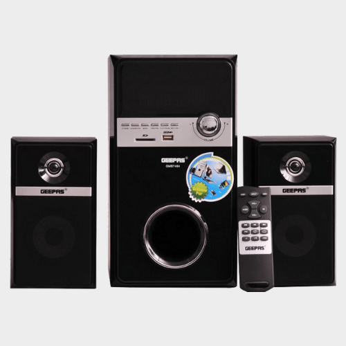 Geepas GMS7494N 2.1 Channel Home Theater System Price in Qatar