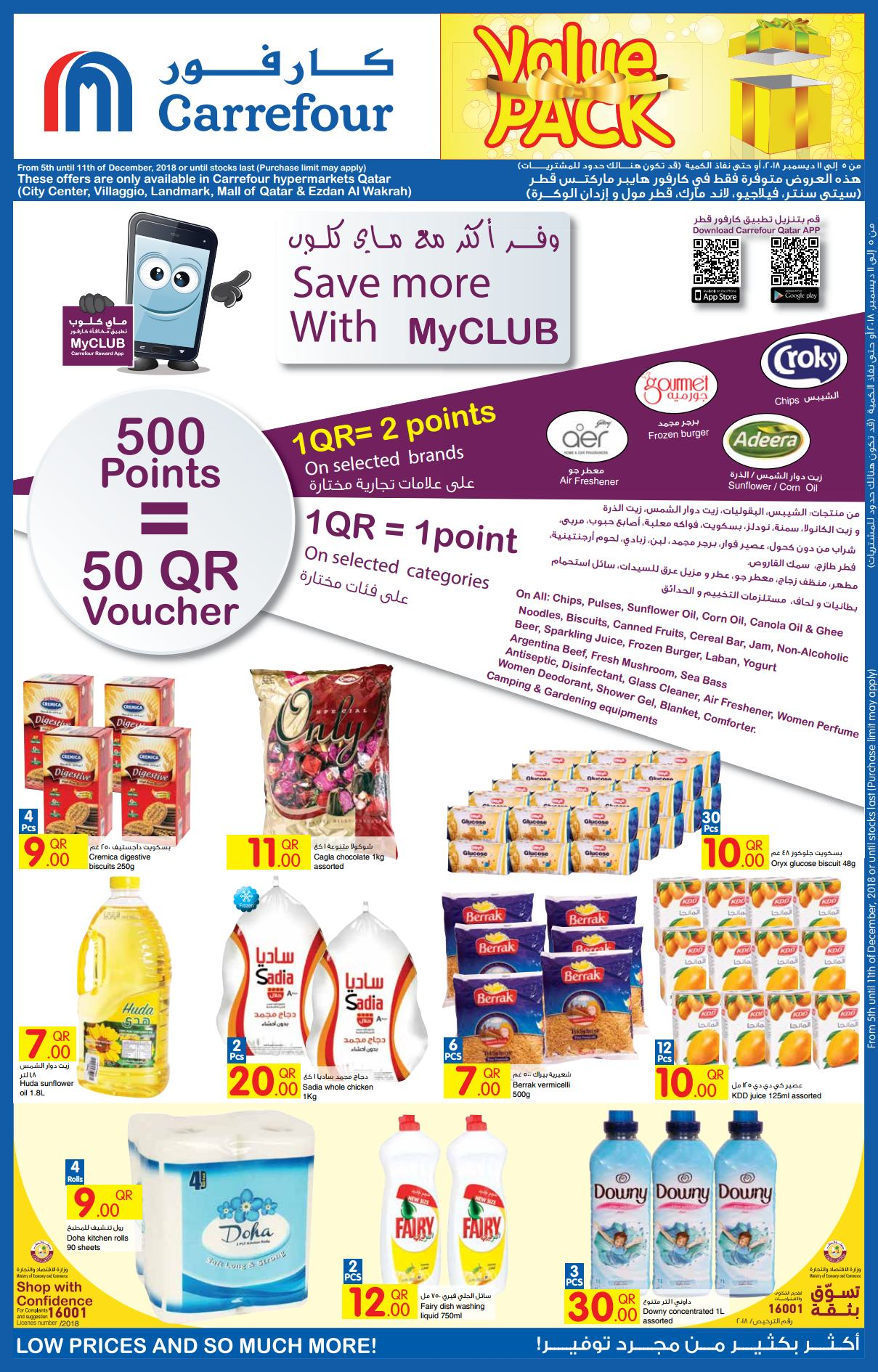 Carrefour Qatar Promotions