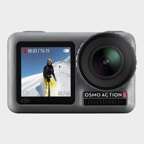 dji osmo action camera in qatar doha